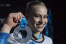 Mondiaux de gymnastique: la Canadienne Ellie Black décroche l'argent