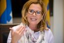 Course à la mairie de Québec: problème d'image pour Anne Guérette