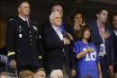 Joueurs agenouillés : Mike Pence quitte le match des Colts