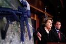 Armes: seule une loi sera efficace, croit la sénatrice Feinstein