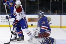 Canadien 0 - Rangers 2 (pointage final)