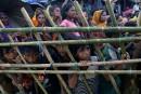 Au moins 14morts dans le naufrage d'un bateau de réfugiés rohingyas
