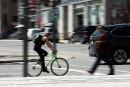 Équipe Coderre veut améliorer la sécurité des cyclistes