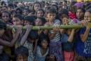 Rohingya: grand rallye en Birmanie pour la «paix»