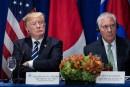 Trump met son secrétaire d'État au défi d'un test de QI