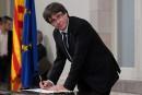 Le président catalan temporise sur la déclaration d'indépendance