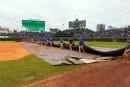 Nationals-Cubs: la pluie force le report du match à mercredi