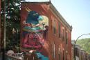 Palmarès: les villes du graffiti