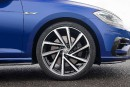 La Volkswagen Golf R... | 12 octobre 2017
