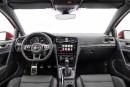 L'habitacle de la Volkswagen Golf GTI... | 12 octobre 2017