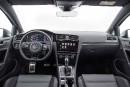 L'habitacle dela Volkswagen Golf R... | 12 octobre 2017