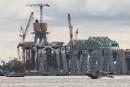 Pont Champlain: un encadrement sécuritaire déficient a causé un naufrage