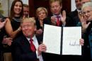 Contournant le Congrès, Trump détricote lui-même Obamacare