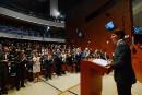 Égalité homme-femme: le Mexique doit redoubler d'efforts, dit Trudeau