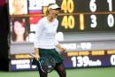 Maria Sharapova en finale pour la première fois depuis son retour