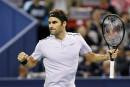 Federer rejoint Nadal en finale à Shanghai