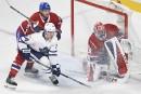 Maple Leafs 4 - Canadien3(prolongation)