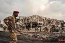 Un attentat en Somalie fait au moins 231 morts