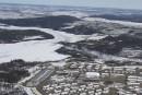 Dame Nature souffle le chaud et le froid sur le Québec