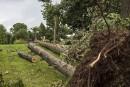 Une tornade a frappé Mont-Laurier dimanche