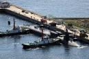 Début d'un exercice naval conjoint entre Séoul et Washington