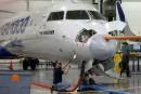Industrie aéronautique: Bombardier serait vendeuse