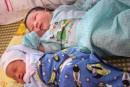 Naissance d'un bébé de plus de 15 livres