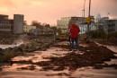 La tempête <em>Ophelia</em> fait trois morts en Irlande
