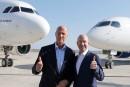 Airbus et Bombardier marquent des points face à Boeing