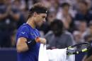 Rafael Nadal déclare forfait pour le tournoi de Bâle