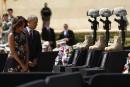 Des proches de militaires morts disent ne pas avoir reçu d'appel de Trump