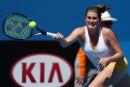 Rebecca Marino effectue un retour au tennis