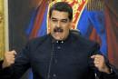Élections au Venezuela: Maduro dit n'avoir «rien à foutre» des doutes du Canada