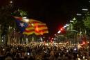 Catalogne: manif monstre contre l'incarcération de deux indépendantistes