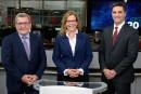 Débat des candidats à Québec: le «troisième lien» vole la vedette