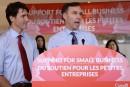 Conflit d'intérêts: Trudeau défend le ministre Morneau