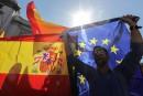L'UE soutient le gouvernement espagnol sur la crise catalane
