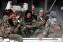 Syrie: une alliance anti-djihadistes salue une «victoire historique» à Raqqa