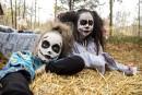 Une Halloween hantée