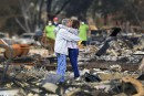 Feux en Californie: «historique par le nombre de décès»