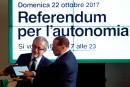 Après la Catalogne, Lombardie et Vénitie votent pour plus d'autonomie<strong></strong>