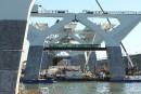 Un retard du pont Champlain retarderait le train électrique de la Caisse