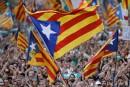 La résistance pacifique se prépare en Catalogne