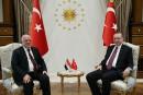 Le premier ministre irakien reçu par Erdogan en Turquie