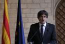 La Catalogne se rapproche d'une suspension de son autonomie