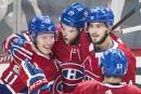Danault, en héros, aide le Canadien à neutraliser les Rangers