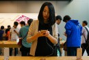 Apple: les ventes d'iPhone bondissent de 40% en Chine