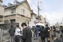 Neuf cadavres découverts dans un appartement près de Tokyo