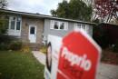 La hausse des prix des maisons ralentit au 2e trimestre