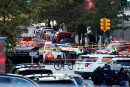 Cyclistes renversés à New York: 8 morts, le suspect a prêté allégeance à l'EI